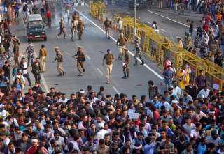 اتساع موجة الاحتجاجات على قانون يضطهد المسلمين في الهند