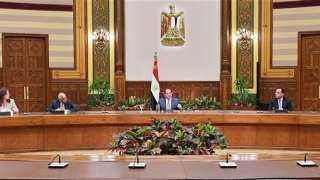 الرئيس السيسي يتضرع إلى الله بدعاء النبي أن يحفظ مصر من مخاطر كورونا