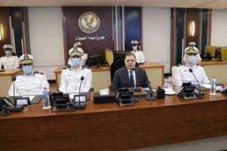 وزير الداخلية يتابع إجراءات تأمين العملية الانتخابية