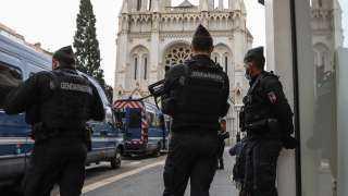 هجوم مسلح على كنيسة بمدينة ليون الفرنسية