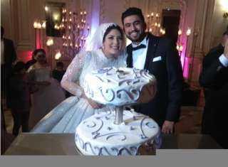 أسرة التحرير تهنئ الإعلامية فيروز إبراهيم والمهندس كريم مسعد بمناسبة الزفاف السعيد