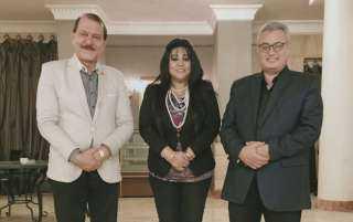 عبيه يعلن انضمام خالد جمال ومها شريف لإئتلاف المحليات