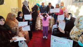 مبادرة ابدأ بنفسك لشباب المدن الجديدة تكرم الأمهات المثاليات في بدر