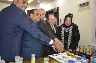 افتتاح مقر الحملة الوطنية لدعم الرئيس للإعلام السياسي بالإسكندرية