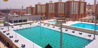 وزارة الشباب والرياضة تجهز حمامات السباحة في المدينة الشبابية بالأسمرات