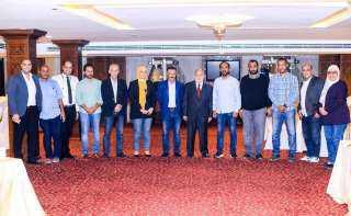 اللجنة المنظمة للبطولة العربية للدراجات تنهي التحضيرات الختامية قبل استضافتها بالقاهرة