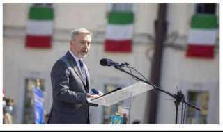 سياسة دفاعيه جاهزه للعمل.. أهداف وزير الدفاع الإيطالي